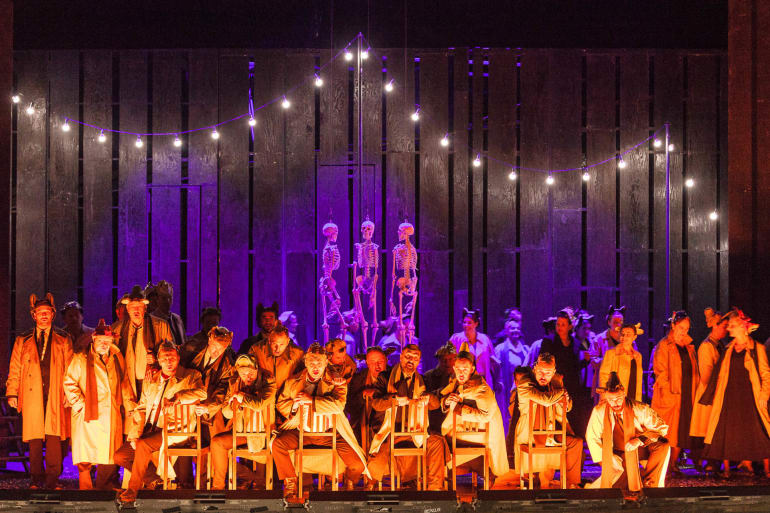 <em>Ukleti Holandez</em> Richarda Wagnera u režiji Oliviera Pyja
