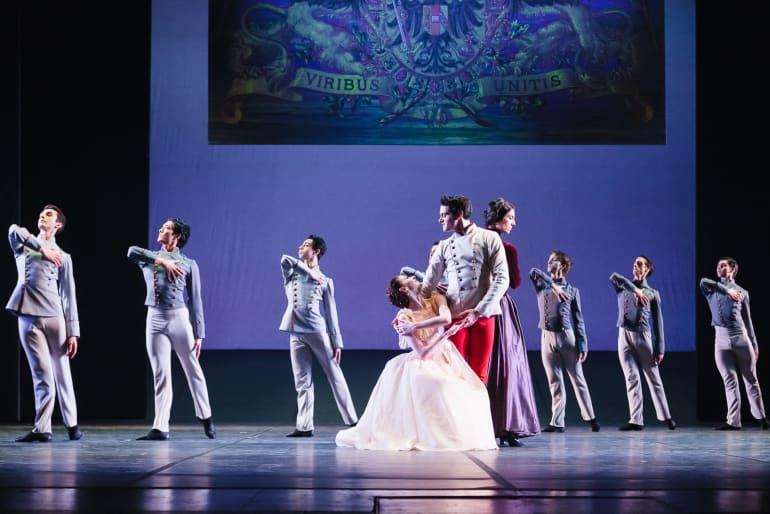 Intrigantna baletna priča o omiljenoj bečkoj carici Sissi