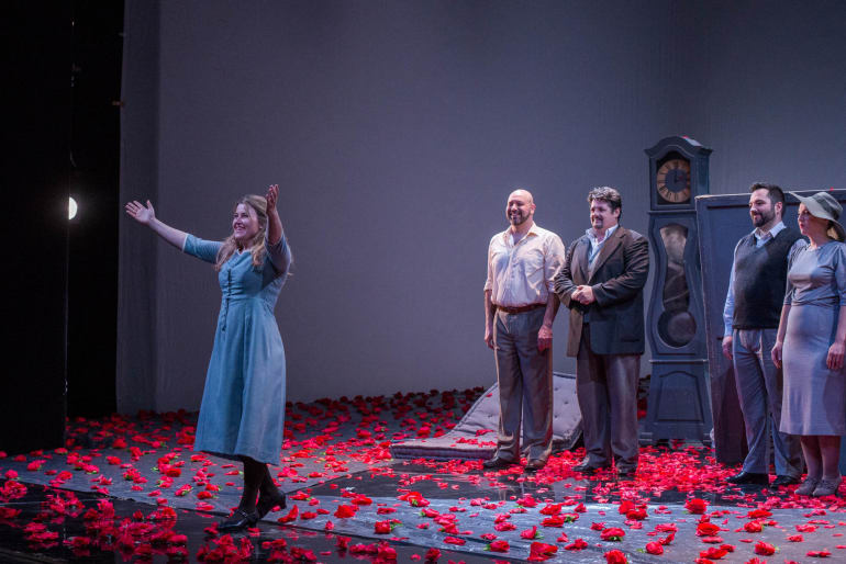 Evelin Novak u <em>La Bohème</em> Giacoma Puccinija