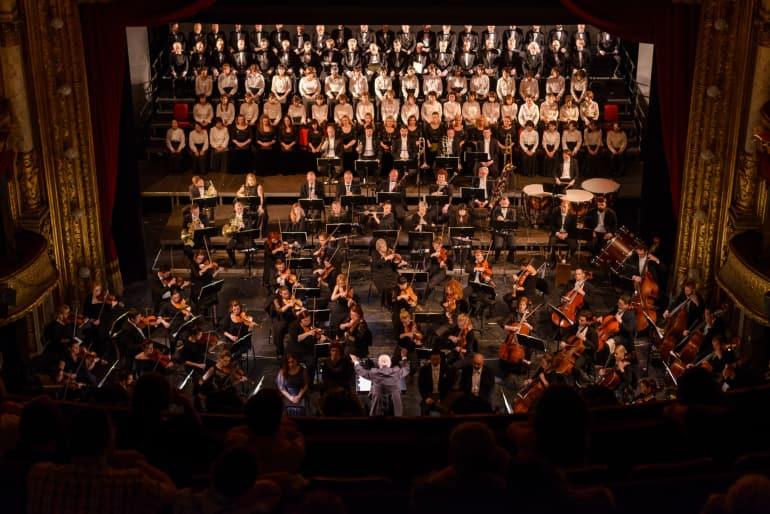 Izvedena <em>Deveta simfonija</em> Ludwiga van Beethovena