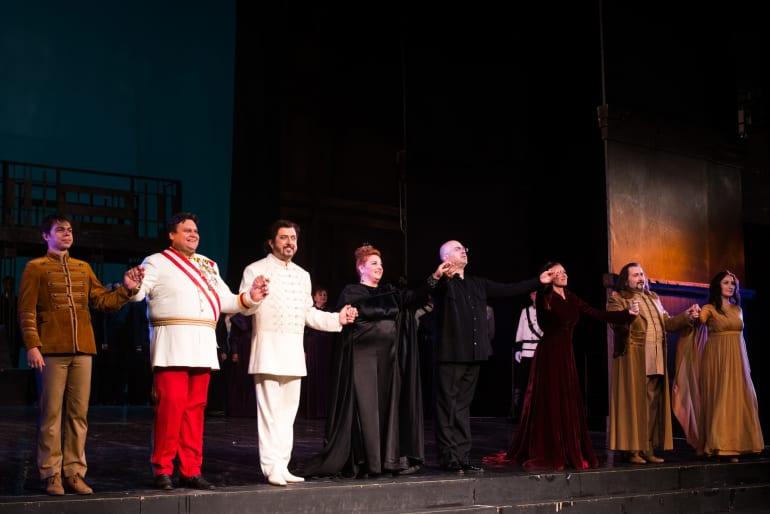 Gostovala Mađarska nacionalna Opera i Balet