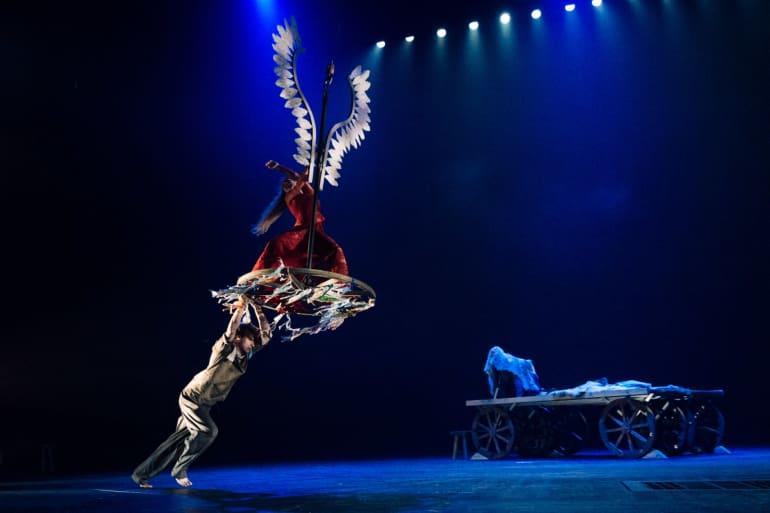 <em>Taras</em> otvara Međunarodni festival Sanktpeterburške kazališne sezone