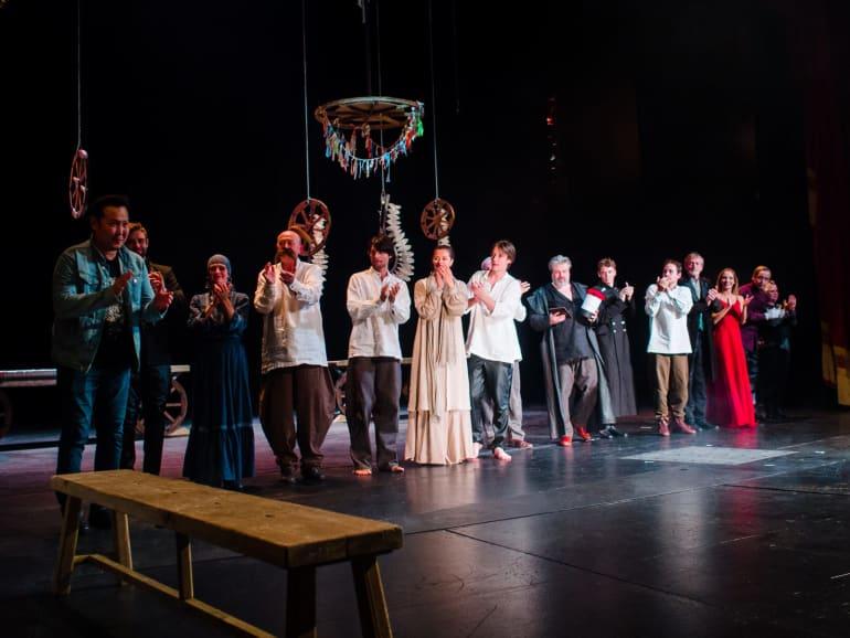 Predstavom <em>Taras</em> počeo je 13. međunarodni festival Sanktpeterburške kazališne sezone