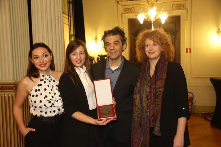 Autorski projekt <em>Tri sestre</em> dobitnik nagrade <em>Tito Strozzi</em>