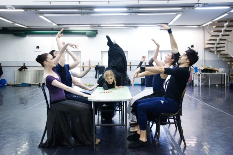 Baletna premijera <em>Ponos i predrasude</em>