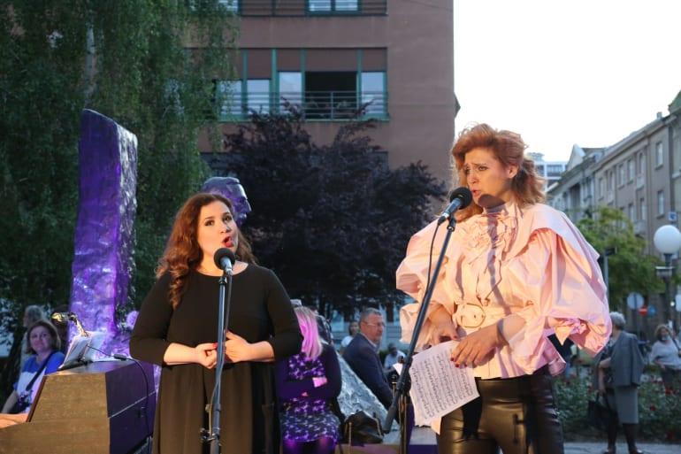 Arije glasovitih opera u centru grada