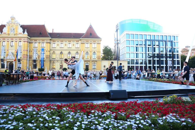 Balet u predvečerje