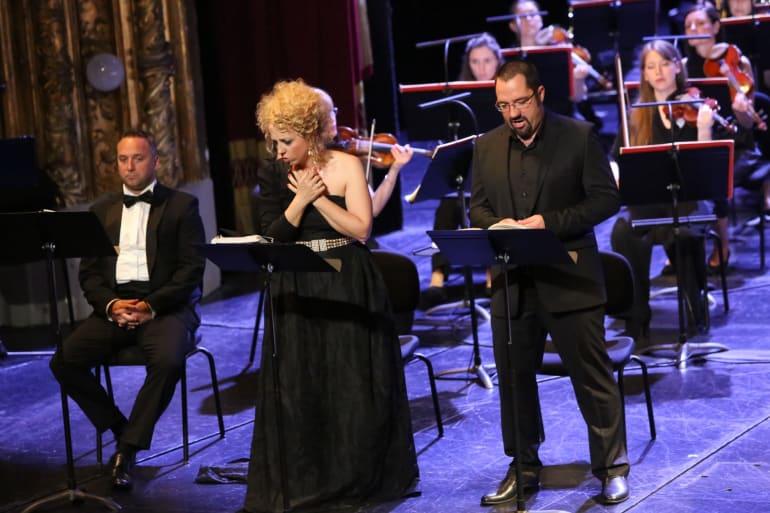 Opera <em>Lucia di Lammermoor</em> jedna je od prvih europskih koncertnih izvedbi nakon korona krize