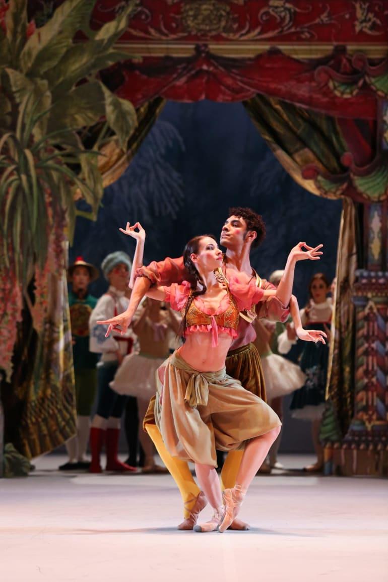 Obavijest o baletu <em>Orašar</em>