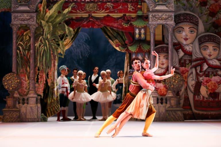 Izvedbe baleta <em>Orašar</em> u prosincu i siječnju
