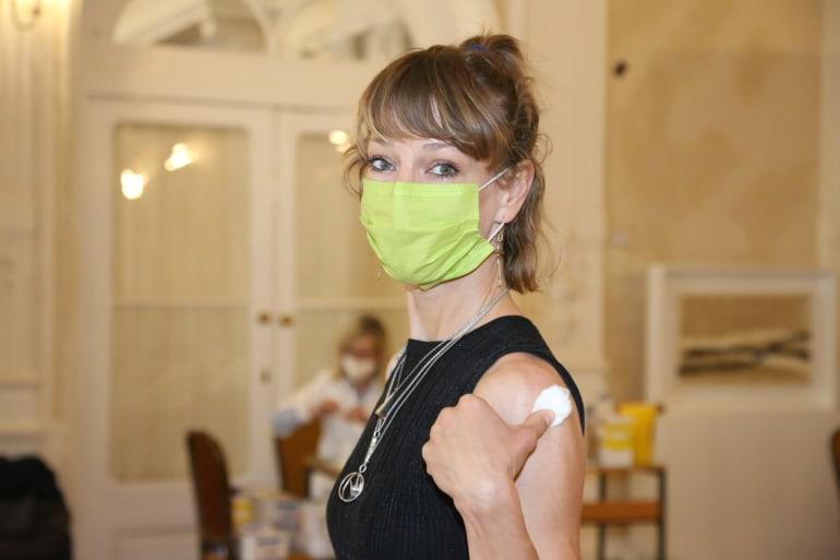 Cijepljenje umjetnika i djelatnika kazališta