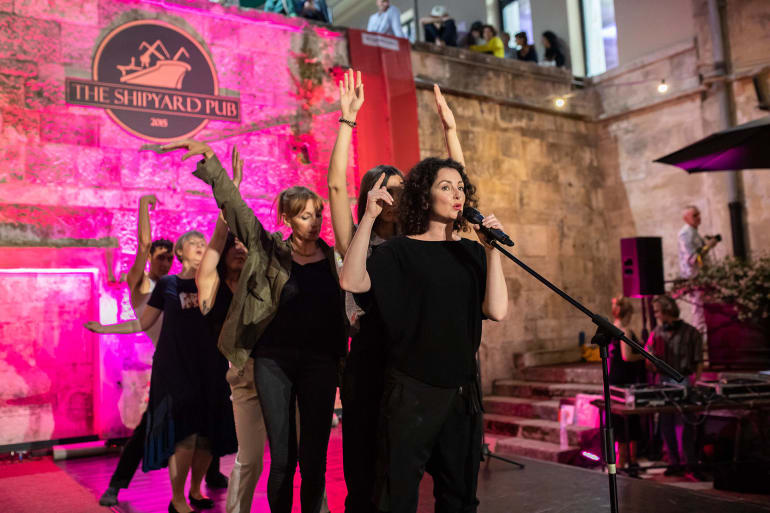 Drama gostovala na festivalu <em>Sa(n)jam knjige u Istri</em>
