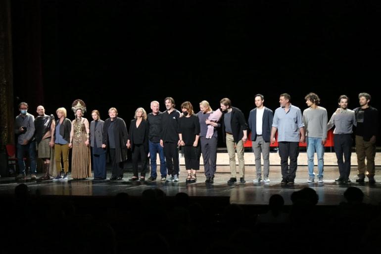 Premijerno je izvedena predstava <em>Aretej</em> u režiji Ivice Buljana