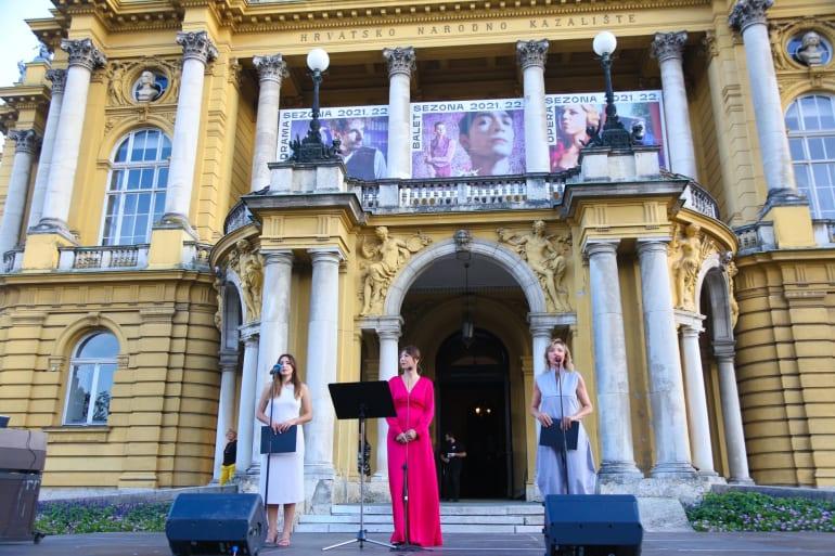 Počeo je <em>Festival Ljetne večeri HNK u Zagrebu</em>