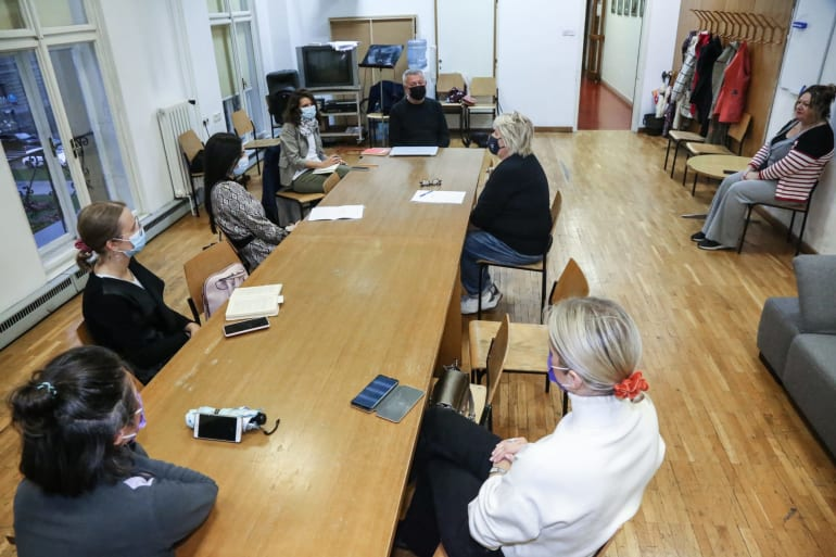 Održan prvi susret u okviru projekta <em>Čitanje Krleže</em>
