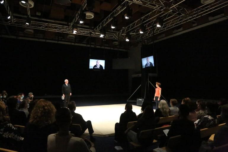 Predstava <em>To je život</em> Mohameda El Khatiba zatvorila je Festival svjetskog kazališta