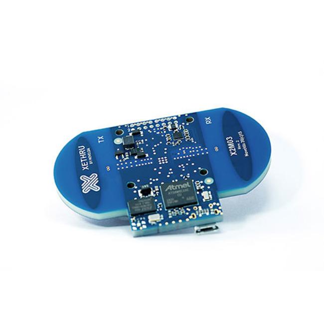 X2M200 Respiration Sensor - Single-chip radar sensor with