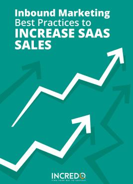 Incredo SaaS sales strategy eBook