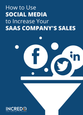 "Incredo ""Social Media for Increase Sales"" eBook"