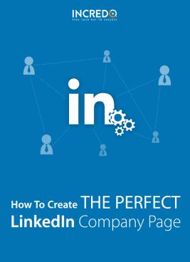 "Incredo ""Create Linkedin Company Page"" guide"