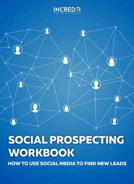 Incredo social prospecting workbook