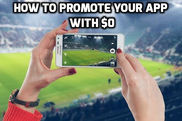 How to promote your app with