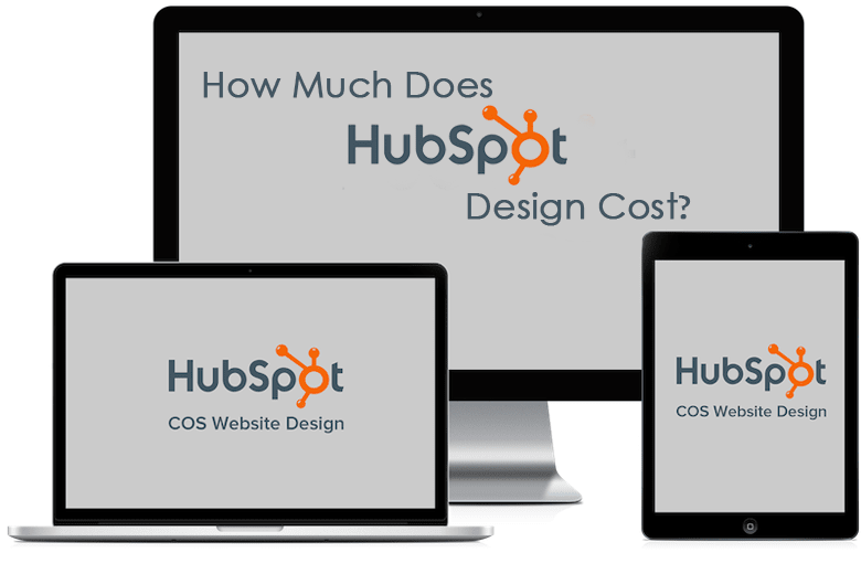 how much does hubspot design cost