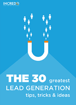 Incredo lead generation tips and tricks ebook