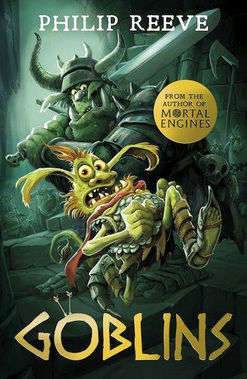 Philip Reeve Bestsellers Goblins
