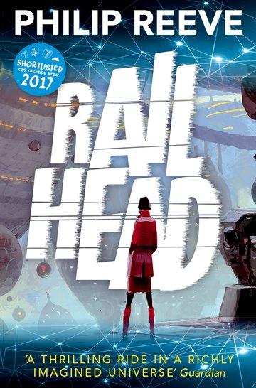 Philip Reeve Bestsellers Railhead