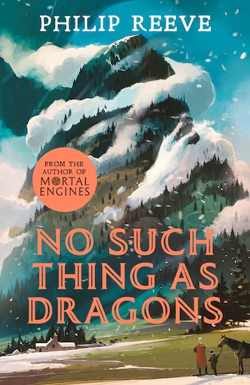 philip reeve no such things as dragons book cover