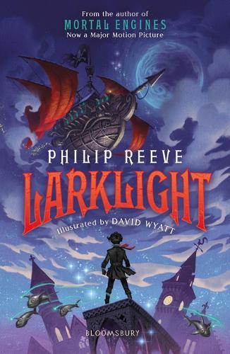 philip reeve larklight book cover