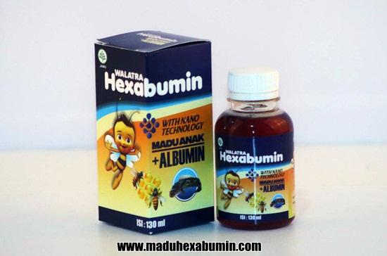 Madu Hexabumin Walatra