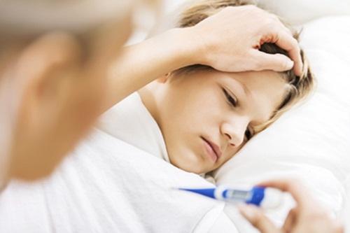 Pengobatan Alternatif Tipes Pada Anak