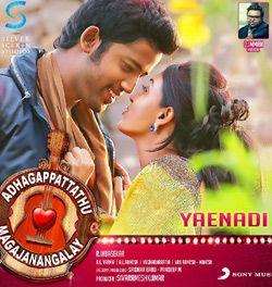 Adhagappattathu Magajanangalay Single