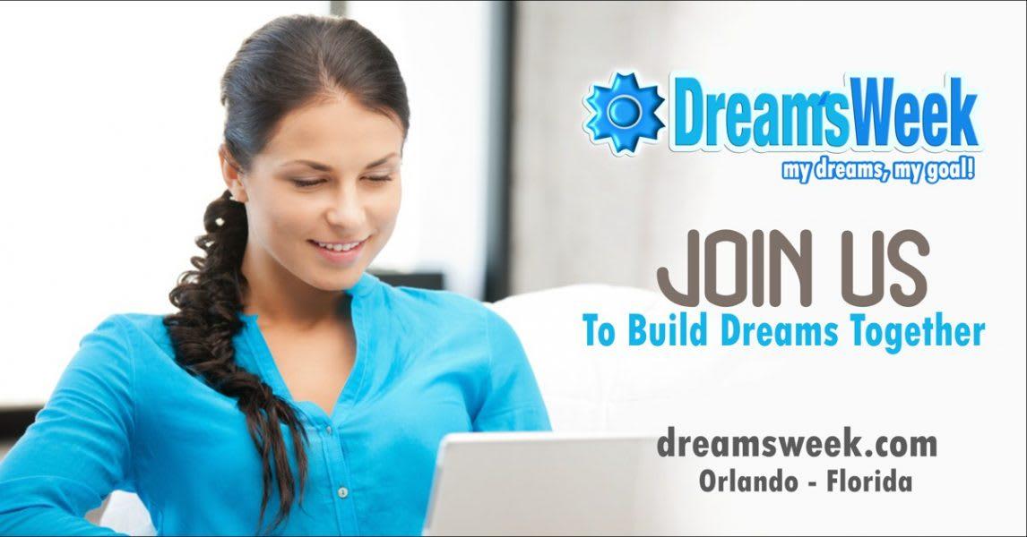 Dreamsweek Home Page