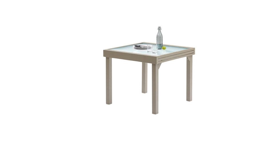Extensible Modulo Table Taupe Design Delorm 90180 wXk0P8nO