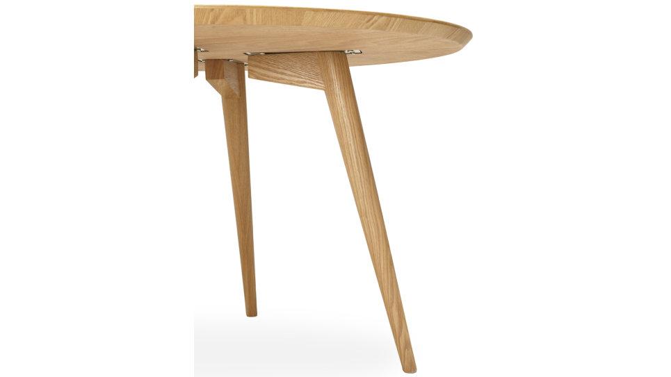De Loly Design Table Repas Frêne Massif Delorm Ronde tdChQBsrx