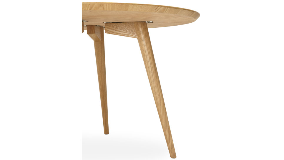 Table Delorm Frêne De Ronde Loly Repas Massif Design CxBdoWreEQ