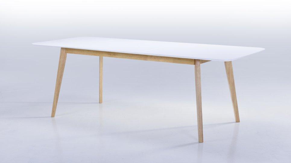 Blanc Alis Personnes Extensible Gm Table Plateau 812 Delorm Design QBdxoeCrW