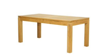 Table extensible en teck massif naturel 10/12 places - MIRISSA