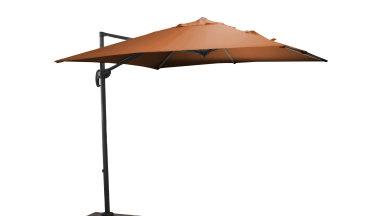 Parasol déporté Paprika 250 x 250 cm - ROMA