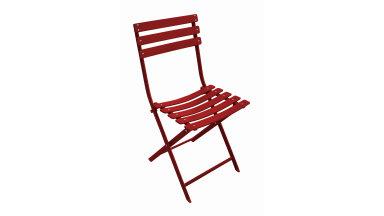 Chaise pliante Rouge - NONZA