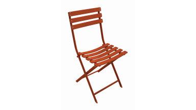 Chaise pliante Paprika - NONZA