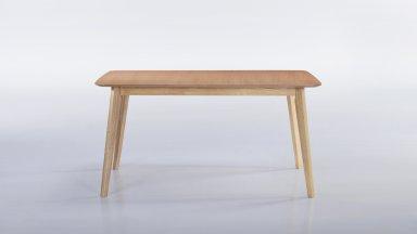Table extensible en chêne 6/8 personnes - ALIS