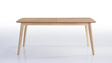 Table extensible GM en chêne 8/12 places - ALIS