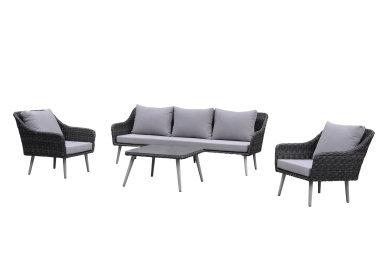 Salon de jardin haut de gamme de qualit - Salon de jardin haut de gamme chaise design ...