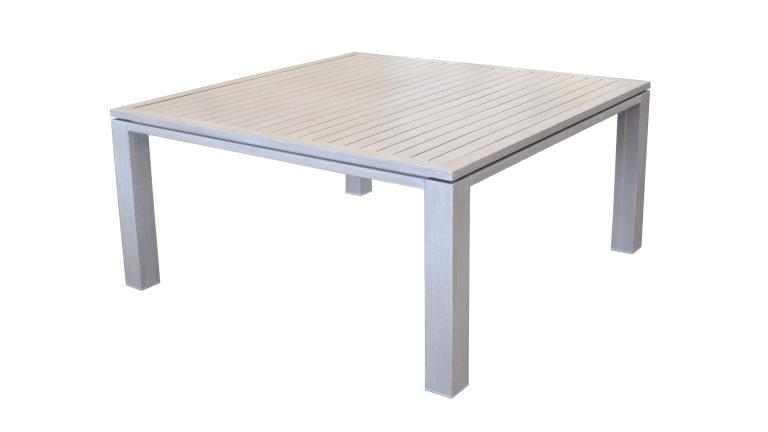 Table de jardin Carrée Grège - FIERO