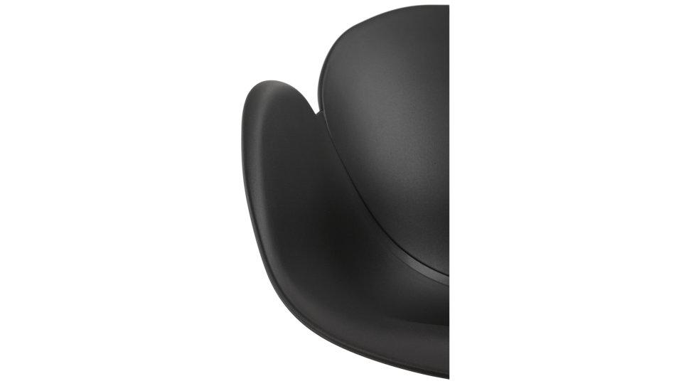 Fauteuil à bascule Noir - MILA