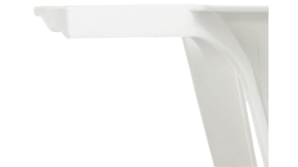 Fauteuil lounge de jardin Blanc - SURF